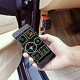OBD2 Auto-Scanner, Tacklife AOBD1B Diagnose-Scanner mit OBDII, Bluetooth-Scanner und PIC18F2480 Chip für Android, 3000 Code-Datenbank, Fehlerspeicher lesen und löschen, geeignet für die meisten Autos - 7