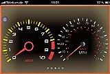 Lescars OBD-2-Profi-Adapter OD-250.ios, mit Wi-Fi für iPhone und iPad - 3