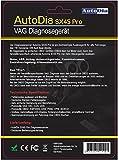 AutoDia SX45 Can Bus Diagnose OBD2 EOBD Handscanner - 9