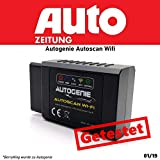 BerryKing Autoscan Wi-Fi WLAN OBD2 Diagnosegerät nun auch für iOS Apple iPhone – Auto Car PKW KFZ OBD 2 Smartphone Tablet iOS iPhone Android PC Windows Diagnose CAN BUS Interface - 5