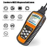 NEXPEAK OBD2 Diagnosegerät, OBDII NX501 KFZ-Fehlercode-Lesegerät Motorlichtscangerät für die meisten OBD2 Protokoll Fahrzeuge seit 2003 - 7