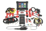 HIGH-END 3er-SET Autel MS908 PRO OBD2 Diagnosegerät + Oszilloskop + Endoskop NEU