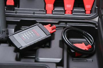 HIGH-END Werkstatt DIAGNOSEGERÄT Autel MaxiSYS MS908 Bluetooth OBD2 CAN 9,7